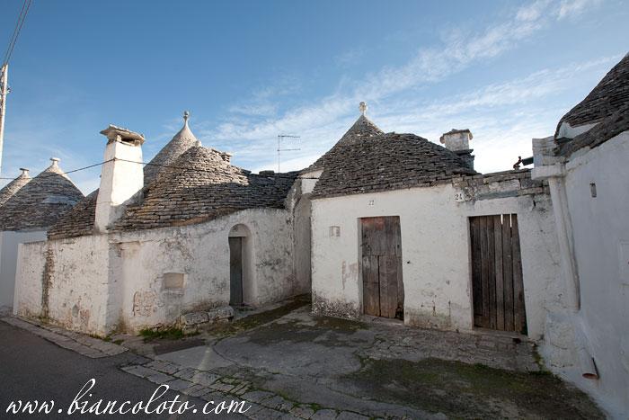 Alberobello город трулли апулия