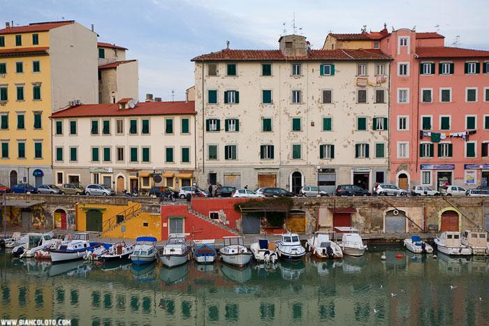 Новая венеция ливорно италия