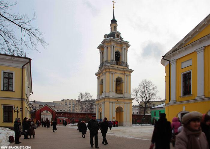 Свято-Покровский ставропигиальный женский монастырь, Москва, Россия.