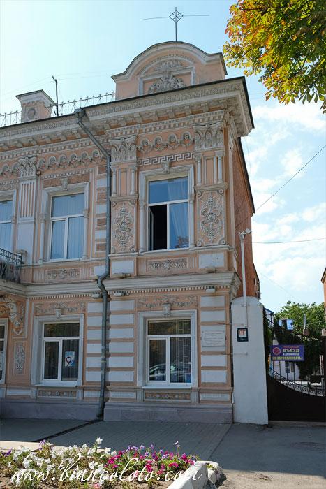 дом купца Кирюнина