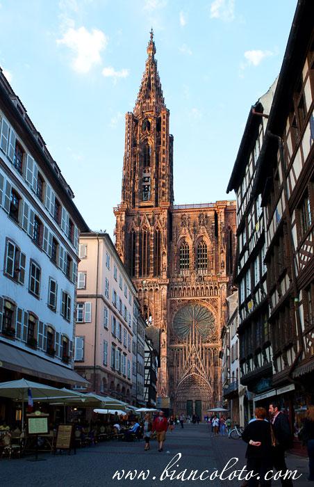 Кафедральный собор Нотр-Дам. Страсбург
