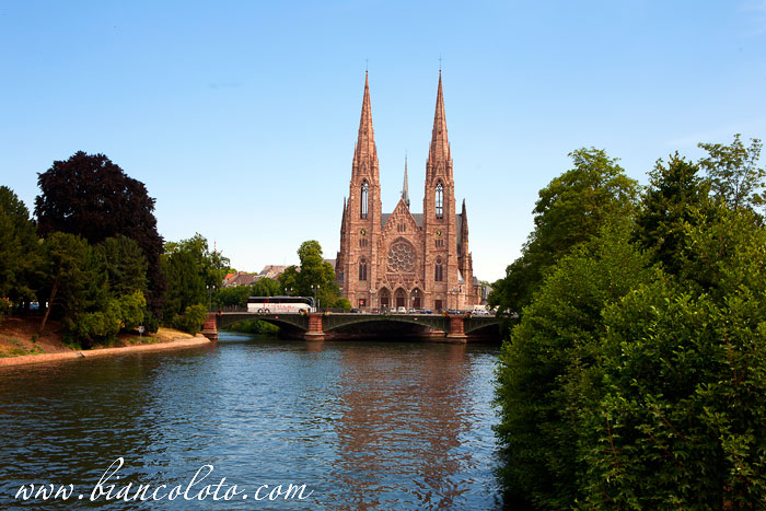 Церковь святого Павла. Страсбург