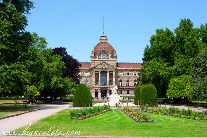 Дворец Райн. Страсбург