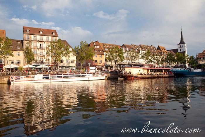 Набережная Пешёр. Страсбург