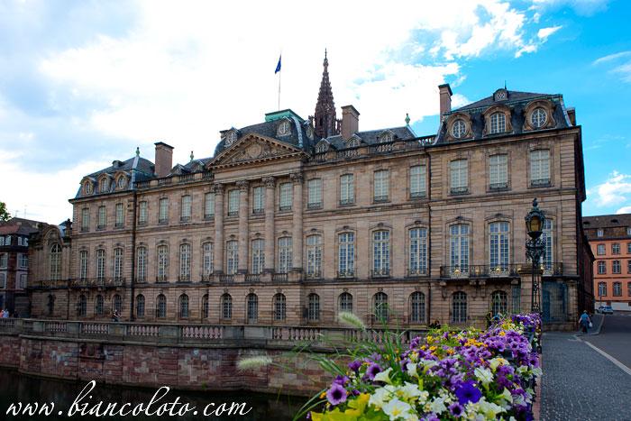 Дворец Рогана. Страсбург