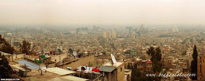 Дамаск - самая древняя столица мира. Сирия. Фотопутешествия