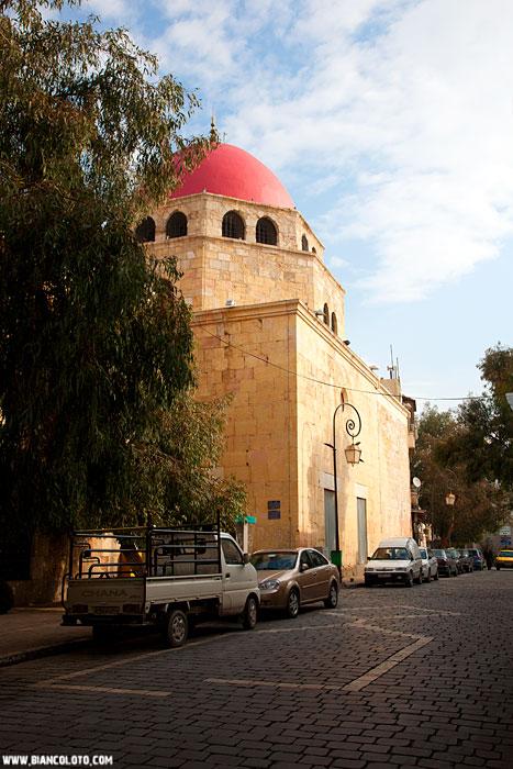 Медресе Захирия. Дамаск. Сирия.