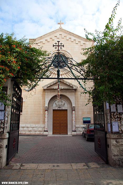 Христианский квартал дамаск сирия