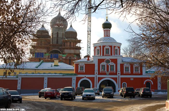 Картинки по запросу Зачатьевский монастырь москва